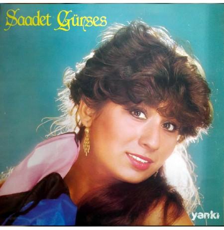 SAADET GÜRSES 1982 LP. PLAK