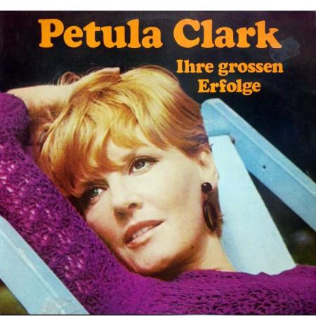 PETULA CLARK IHRE GROSSEN ERFOLGE 1975 LP.  AJDA PEKKAN BANG BANG PLAK